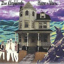 The Grip Weeds House Of Vibes CD Original 1994 Version RARE OOP SEALED NEW