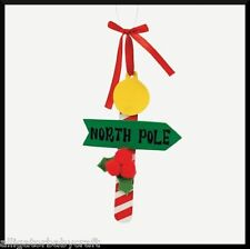North Pole Wooden Ornament Christmas Craft Kit ABCraft