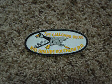 Vintage The Galloping Goose Rio Grande Southern R.R. Railroad Patch