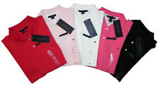 Tommy Hilfiger Damen Poloshirt Polo Shirt classic -- 5 Farben --  Size XS-XXL