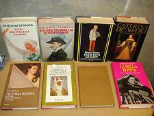 STORIA - Biografie di personaggi storici a 12 € cad., in vendita separatamente.