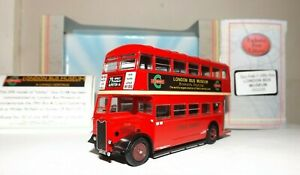 EFE 26322B LONDON TRANSPORT BUS MUSEUM GUY ARAB2 UTILITY D/D BUS 4MM 1:76 SCALE