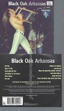 CD--BLACK OAK ARKANSAS--LIVE ON THE KING BISCUIT FLOWE