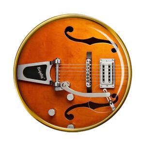 Guitarra Eléctrica Pin Insignia