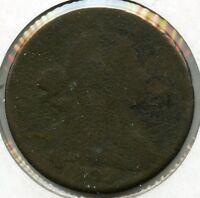 1802 Draped Bust Large Cent Penny - AR313