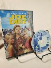 Joe Dirt (DVD, 2001) Plays Perfect - Lots Of Laughs!!!!  David Spade