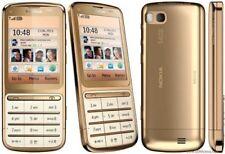 Nokia C3-01 Color Various Unlocked Bluetooth Mobile Phone 3G WIFI 5MP Camera