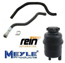 For BMW E46 Power Steering Kit Reservoir Pressure & Return Hose OEM