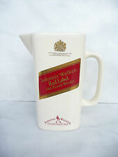 Johnnie Walker jug Red Label Old Scotch Whisky used rare Wade PDM England