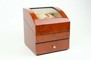 Watch Winder (2) with Drawer