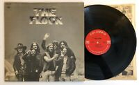 The Flock - Self Titled - 1969 US 1st Press (EX) Ultrasonic Clean
