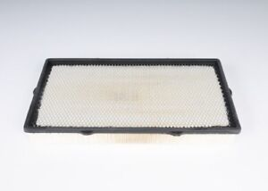 Air Filter fits 2007 GMC C4500 Topkick,C5500 Topkick  ACDELCO PROFESSIONAL