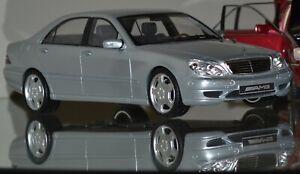 Mercedes-Benz S55 AMG W220 1/18 Otto Models Ottomobile OT292