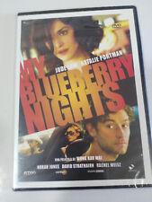 MY BLUEBERRY NIGHTS JUDE LAW NATALIE PORTMAN WAI DVD SLIM ESPAÑOL ENGLISH NUEVA