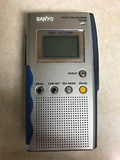 SANYO digital voice recorder ICR-B100 (tested works)