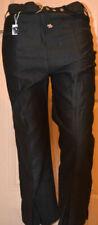 Pantalons corsaires, pantacourts noirs pour femme