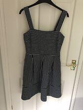 Banana Republic Structured A Line Dress Sz 14 Bnwot