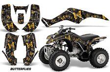 Honda TRX 250 EX AMR Racing Graphic Kit Wrap Quad Decal ATV 02-04 BFLY YLW