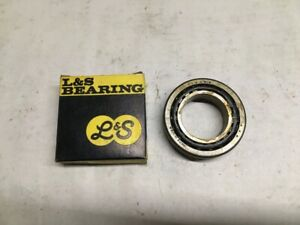 New L&S Differential Bearing Set Rear KC11445Y