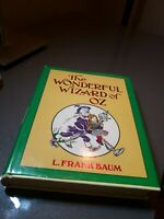 THE WONDERFUL WIZARD OF OZ by L. Frank Baum, 1987 HC Great Condition
