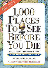 1000 Places to See Before You Die by Patricia Schultz (Paperback, 2012)