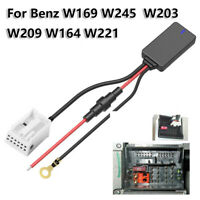 Adattatore Bluetooth Radio Aux per Mercedes W169 W245 W203 W209 W164 Ricambio Di