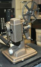 REVERE MODEL 85 VINTAGE 8MM MOVIE PROJECTOR IN CASE GOOD