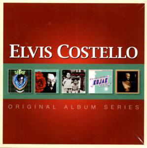 Elvis Costello - Original Album Series (5 CD-Box Warner Bros 8122797343) Neu/OVP