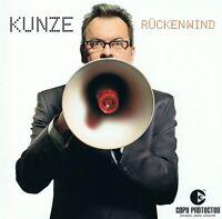 Heinz Rudolf Kunze - Rückenwind - CD Album - NEU