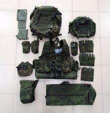 Original Tactical Vest 6SH117 Ratnik Russian Army. Digital Flora. Full Set.
