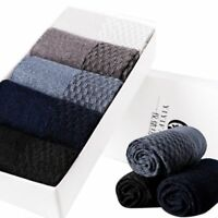 Wholesale 1Pairs Mens Fashion Casual Dress Business Bamboo Fiber Stockings Socks