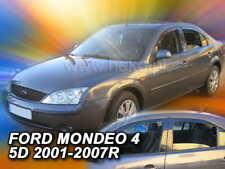 FORD MONDEO MK3 4 / 5D 2001 - 2007 SEDAN / LTB Wind deflectors 4.pc  HEKO  15232