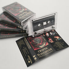 Cryptic Slaughter ‎- Stream Of Consciousness CASSETTE TAPE - limited to 200