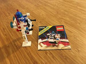 Lego Space Futuron Set 6828 Twin-Winged Spoiler (1988).