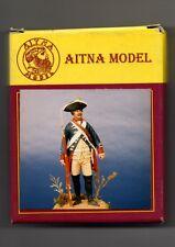 AITNA MODEL 54013 - MOSCHETTIERE Rgt 19 PRUSSIA 1757-63 - 54mm METAL KIT