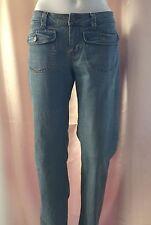 Sass & Bide Denim Mid-Rise Regular Size Jeans for Women