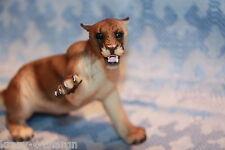 New BREYERFEST 2002   KOHANA Cougar  Wildlife  Special Tent Run LE 750  #1 Rare