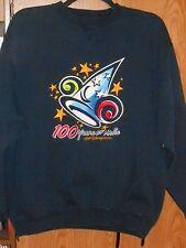 Walt Disney 100 Years Of Magic Sweatshirt Adult Large