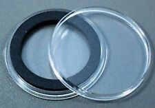 AIRTITE Air-Tite Holder 38mm White Ring Holder for Canada Bison Coin X38