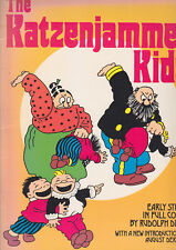 C1 Rudolph DIRKS The KATZENJAMMER KIDS EARLY STRIPS Dover 1974 PIM PAM POUM