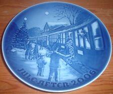 B&G WEIHNACHTSTELLER 2006 BING&GRÖNDAHL           #2660