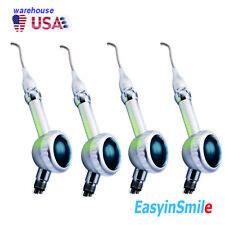 4 Dental Polisher Air Flow Prophy Jet Handpiece Teeth Hygiene 4 Hole Easyinsmile