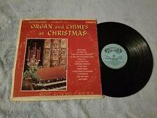 Ashley Tappen / Hammond Organ Chimes at Christmas - Vinyl LP Record Album - XM-3