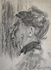 """Kliefert-Gießen, Mathilde (1887 Pries/Kiel – 1978 Stralsund) """"Frauenportrait"""""""