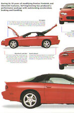 1998 Chevy Camaro SS Article - Must See !!