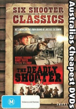 The Deadly Shooter DVD NEW, FREE POSTAGE WITHIN AUSTRALIA REGION 4