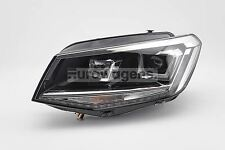 VW Caddy MK4 15-18 Bi-Xenon LED DRL Headlight Headlamp Left Passenger OEM Hella
