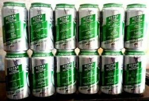 Collectable beer cans: Set of 12 Tooheys Extra Dry '' Repay Your Mouth '' cans