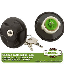 Locking Fuel Cap For Alfa Romeo 156 07/2000 - 2007 OE Fit