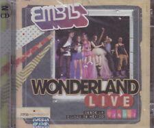Wonderland Live  Eme 15 CD+DVD New Sealed